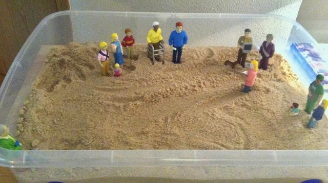 caja de arena alcorcon